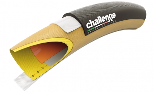 Boyau Challenge Limus 33 Pro - Puncture Protection System
