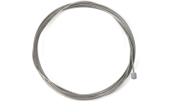 Jagwire Derailleur Cable - Polished Steel Cable