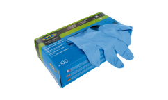 Var Box 100 nitrile mechanic's gloves NL-78000