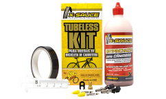 Kit di Conversione Tubeless Corsa X-Sauce