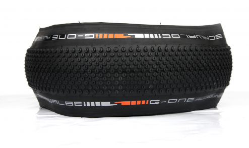 Pneu Schwalbe G-One Speed - Addix SpeedGrip - Super Ground - V-Guard - Tubeless easy - PROFIL