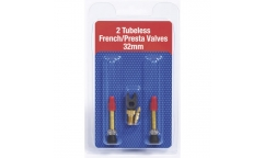 Presta Tubeless Joe's No-Flats Valves (x2)